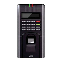 FABC 0909 Access Control Biometric systems