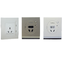 Wireless_Security_Socket—Wall_Mounting Controllers HOME AUTOMATION