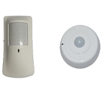 Wireless_PIR_Motion_Detector Home Automation Detectors
