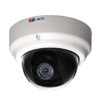 KCM-3311 Acti Dome-Camera