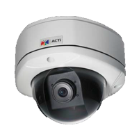 KCM-7111 Acti Dome-Camera