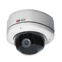 KCM-7311 Acti Dome-Camera