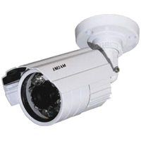 UC-SQSO48C-BJ-24 OUTDOOR BULLET IR Cameras UNICAM SYSTEM