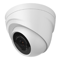 DH-HAC-HDW1100R HDCVI IR MINI DOME CAMERA DAHUA