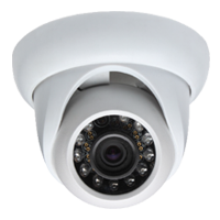 DH-HAC-HDW1100S HDCVI IR MINI DOME CAMERA DAHUA